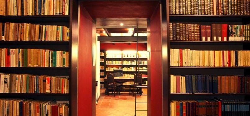 biblioteca palazzo lanza
